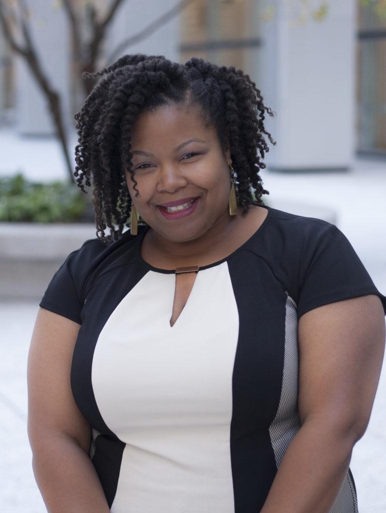 Nikki R Jones